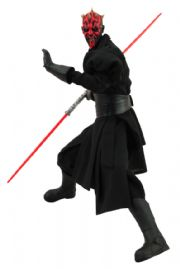 Darth Maul Ultimate Quarter Scale UQS Action Figure With Sound Diamond Select Toys MIB